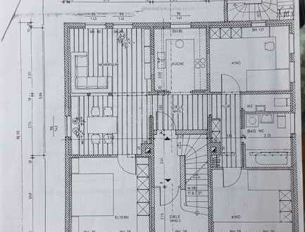 Vollständig renovierte 4-Zimmer-Wohnung in Höxter