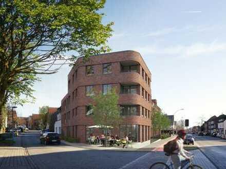 Neubau-Wohn- und Geschäftshaus mitten in Hiltrup!