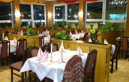 Helle und freundliche Restaurantfläche im Zentrum von Nastätten