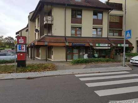 Kleineres Ladenbüro am Ortseingang von Karlsbad-Ittersbach zu vermieten