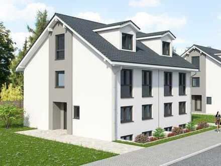 *Neubau*wohnen im IMMENDORF-QUARTIER Doppelhaushälfte in gehobenem Stadthausensemble im Kölner Süden