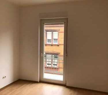 Freundliche 3-Zimmer-Wohnung mit Balkon in Mannheim