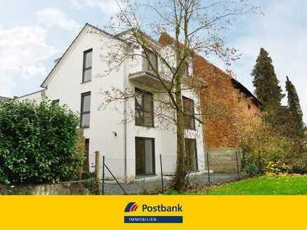 Friedrichsdorf, Köppern: Neubau, Erstbezug - Exklusive 5 Zi. - Doppelhaushälfte mit Dachterrasse
