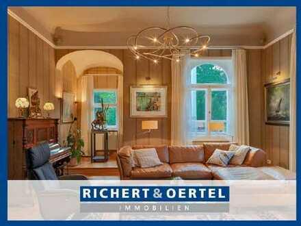 www.r-o.de +++ Luxuriöse Villa mit Parkgrundstück
