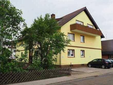 Gepflegtes Mehrfamilienhaus in Eppelheim