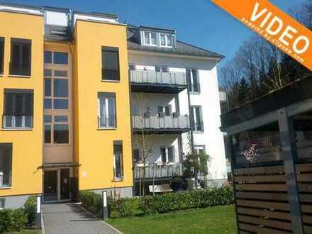 3 Zi. Wohnung hochwertige Einbauküche, 2 Balkone kernsaniert Niedrigenergiebauweise