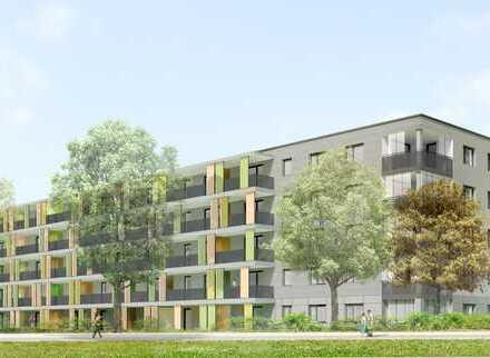 Barrierefreie & stadtnahe 3-Zi.-Neubauwohnung