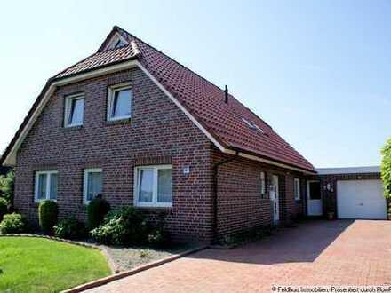 Viel Platz für die Familie! Erstklassiges, großes Einfamilienhaus in Wiekenlage!