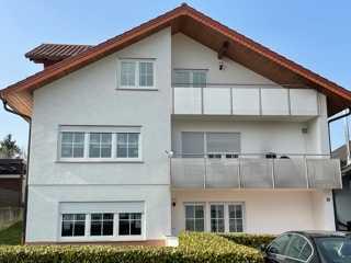 Sanierte 5-Zimmer-DG-Wohnung mit Balkon in Dielheim