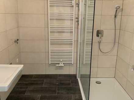 Erstbezug nach Sanierung mit Balkon: exklusive 3-Zimmer-Wohnung 93qm in Achern