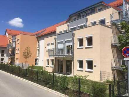 Erstbezug im Zentrum von Pfaffenhofen! 2 Zimmer mit nach Westen ausgerichtetem, geschützten Balkon