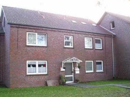 Kleine 3-Zimmer-Wohnung in Schortens-Roffhausen