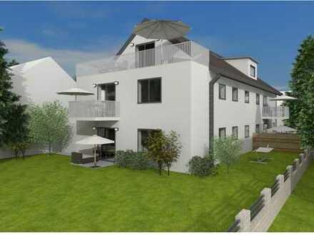 Penthousewohnung mit großer Dachterrasse nach Westen+++Provisionsfrei+++Baubeginn bereits erfolgt+++