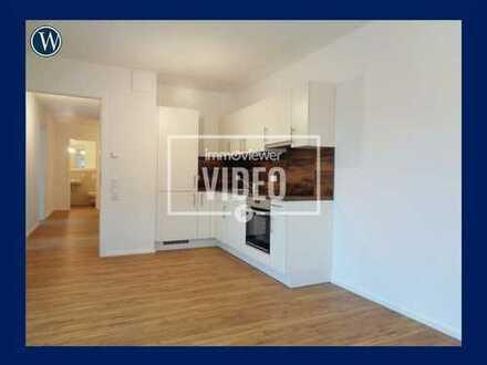 1-2-3 Zimmer im NEUBAU: Neues Wohngefühl mit Balkon, Einbauküche, modernem Bad + Gäste-WC, Aufzug