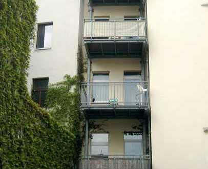 """Balkon mit Blick zum """"Hausberg"""""""