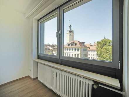 **Erstbezug nach Sanierung** möbliertes Apartment im Herzen von Ansbach