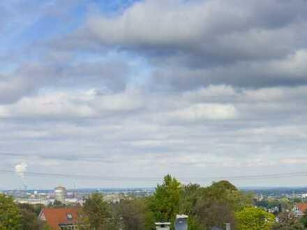 Großzügige, frisch renovierte Dachwohnung 92,00 m² , stadtnah im Dortmunder Süden