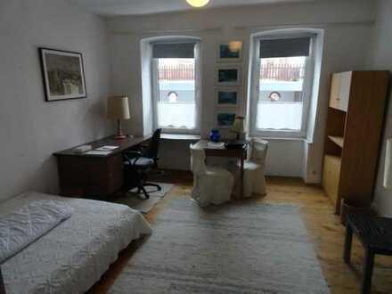 """KL - Nähe Stadtpark/Musikerplatz, 1 Zimmer Appartement mit separater Küche, Gartennutzung """"MÖBLIERT"""""""