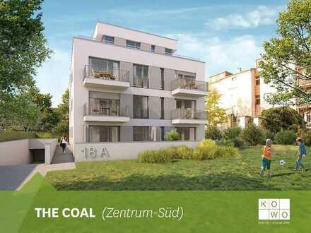 NEUBAU IM ZENTRUM-SÜD: Exklusive 3-Zimmer-Wohnung mit Terrasse im EG!