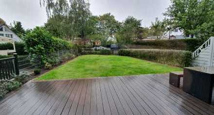 Wilhelmsburg - Doppelhaushälfte mit wunderschönem Garten auf 3 Ebenen