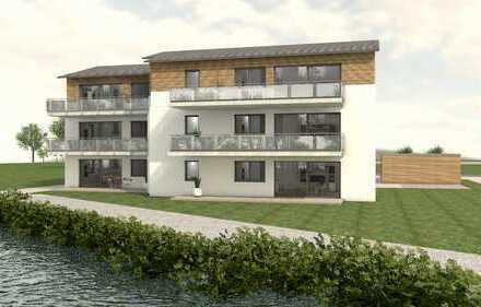 Exklusive Wohnung in 6-Familienhausneubau mit Balkon