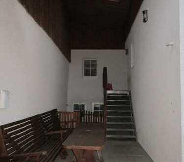 Waldrandlage-Wohnung mit vier Zimmern und Terasse in Finnentrop zu vermieten