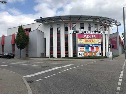 029/25 Verkaufs-/Einzelhandelsflächen mit Textil-Genehmigung in 74076 Heilbronn, Fachmarktzentrum