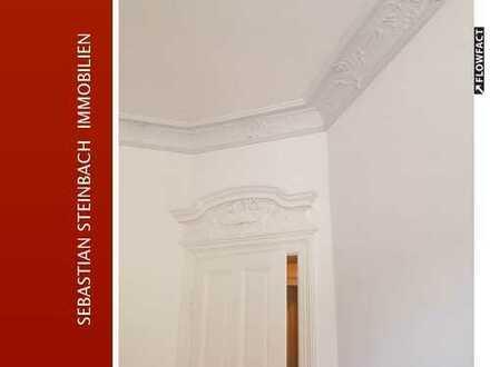 **Perfekte Familienwohnung in Gohlis - Balkon mit eigenem Hofausgang - zwei Bäder mit Wanne&Dusche**