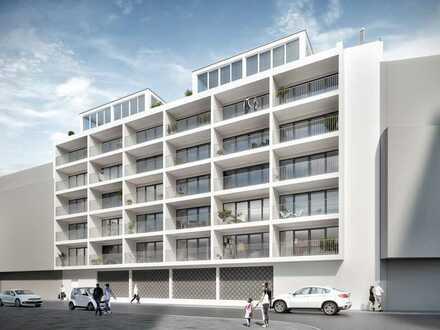KL-Wohnen im Herzen der City: Eigentumswohnungen mit Südbalkonen und überdachten PKW-Stellplätzen