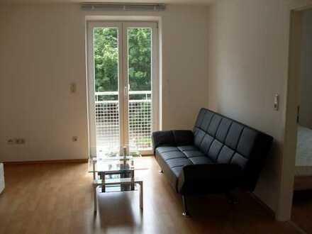 Möblierte 1,5-Zimmer-Wohnung in Donauwörth-Zentrum