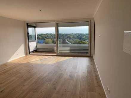 Share Deal: Top saniertes Apartment mit toller Aussicht oberhalb des AEZ zu erwerben