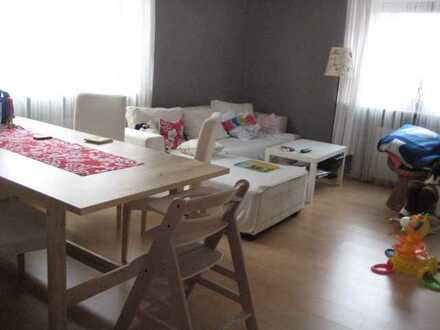 helle 3-Zimmer-Wohnung mit Balkon in Mannheim