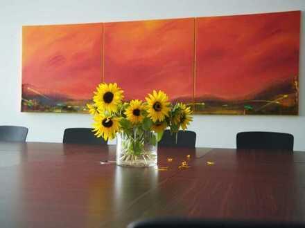 Besprechungs- und Konferenzräume mit Videokonferenzsystem