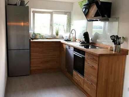 Neuwertige 3-Zimmer-Wohnung mit Balkon und EBK in Warthausen