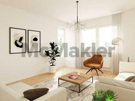 Provisionsfrei in guter Lage von Dortmund: Bewohnte, gepflegte 3-Zimmer-Wohnung mit Balkon