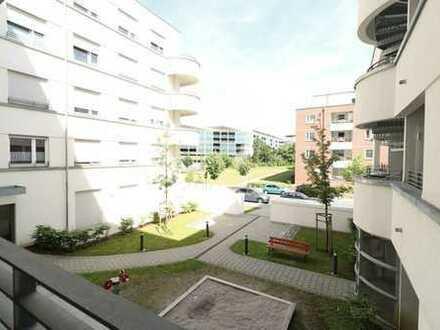Urban Leben im AlleeQuartier - 3 Zi, 112 qm, mit Balkon, Loggia und EBK