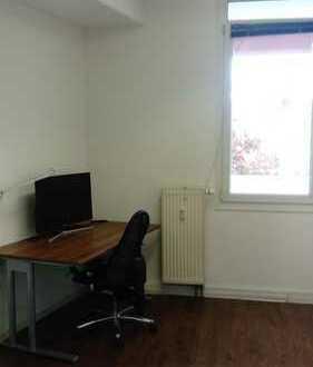 kleine Bürofläche