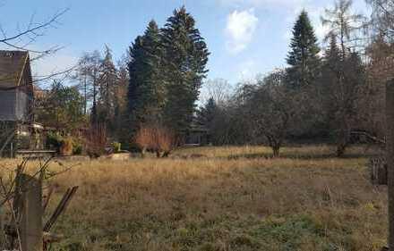 Grundstück in Zwickau-Pölbitz, über 2.000 m², ruhige Lage, Doppelhaus mit Doppelgaragen genehmigt
