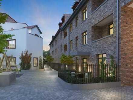 Elegante 3-Zimmer-Wohnung mit Loggia