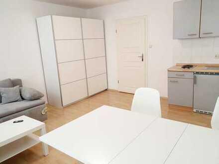 Stilvolle 1-Zimmer-Wohnung in Maxvorstadt, München