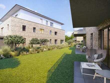2-Zimmer-Erdgeschoss-Neubauwohnung in Wildeshausen