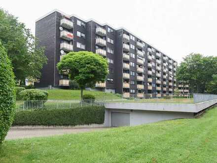 Provisionsfrei - freie 1-Zimmer-Wohnung mit Balkon in Wuppertal