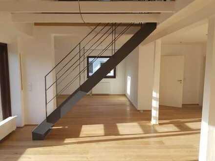 Erstbezug: exklusive 3-Zimmer-Loft-Wohnung mit Dachterrasse und Galerie in Bonn