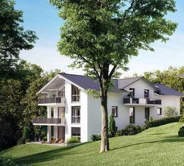 NEUBAU: 3-Zimmer-Erdgeschoss-Wohnung mit Gartenanteil und Hobbykeller in Tutzing