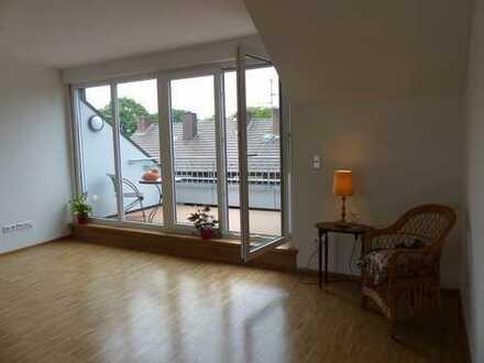 3-Zimmer-Dachgeschosswohnung mit Balkon in Münster-Rumphorst
