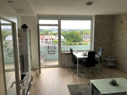 670 €, 40 m², 1,5 Zimmer, vollmöbliert / vollausgestattet