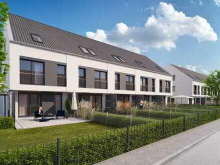 NEU: 11 tolle Reihenhäuser im Ortskern von Boxdorf - KfW 55
