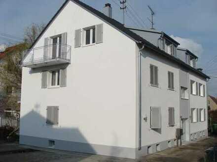 Gepflegte 3-Zi-Wohnung mit Balkon in Pleidelsheim, KfW100 Energiesparhaus