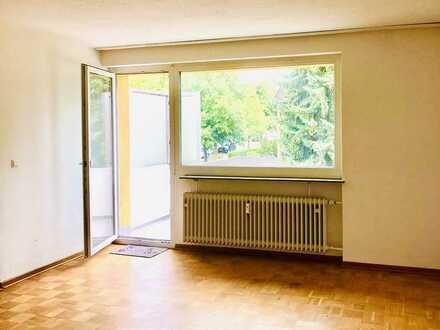 Vollständig renovierte 1-Zimmer-EG-Wohnung im Hagenskamp
