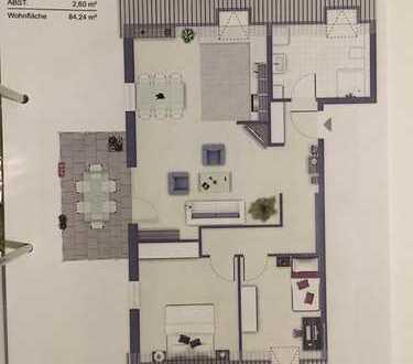 890 €, 84 m², 3 Zimmer